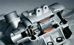 Máy bơm nước điện tử của BMW có rất nhiều lợi thế và có thể tiết kiệm nhiên liệu